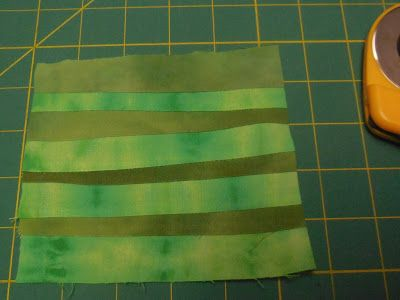 Quiltmaking 101 - pressing curved seams