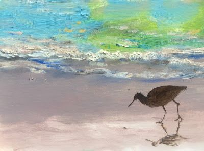 """Ocean Birds, """"Water's Edge,"""" by Amy Whitehouse"""