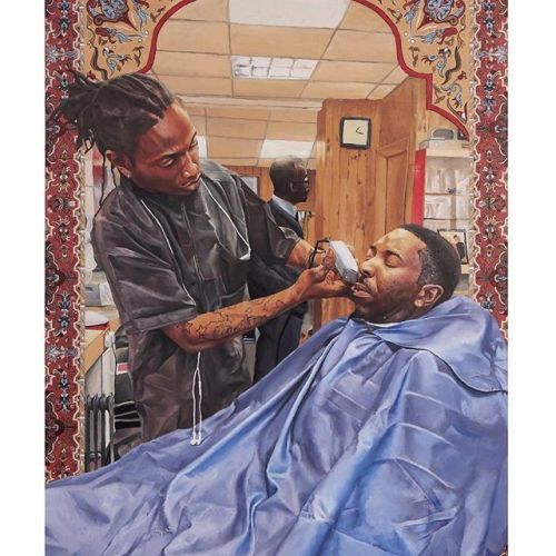 """Featured Art from Tomi OlopadeSUBMISSION""""Good Hair"""" is an"""