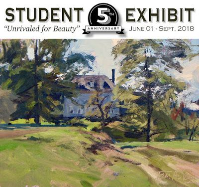 OGUNQUIT SUMMER SCHOOL of ART 5th Anniversary Student Exhibition