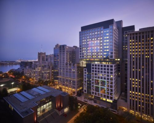 Ann & Robert H. Lurie Children's Hospital of Chicago / ZGF Architects + SCB Architects + Anderson Mikos Architects