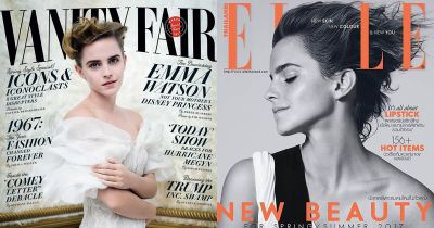 Who Shot It Better? Emma Watson by Tim Walker vs Kerry Hallihan