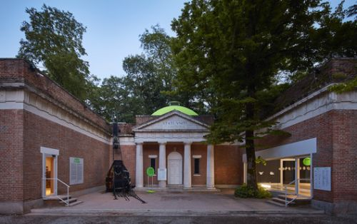 Dimensions of Citizenship: The US Pavilion at the 2018 Venice Biennale