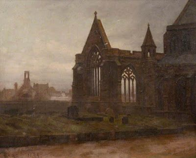 William Barr, Paisley Abbey