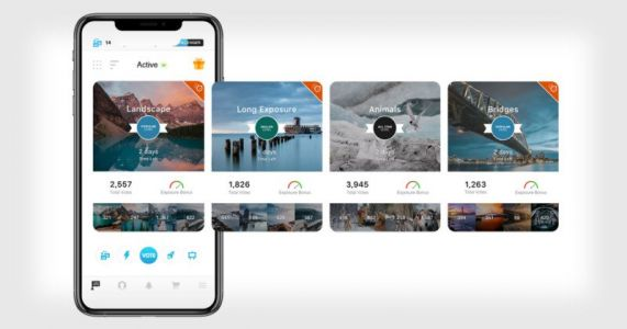 GuruShots Raises $5M for Its Crowd-Based Photo Game