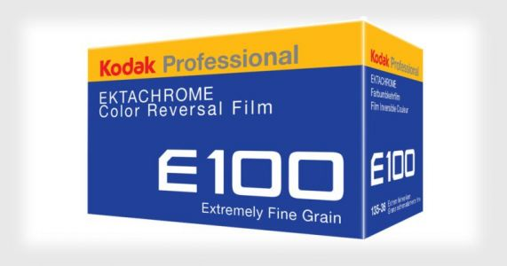 Kodak Ektachrome is Now Shipping