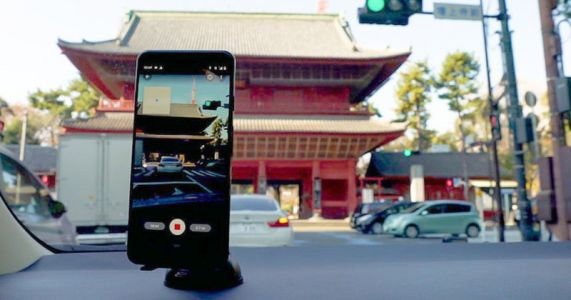 Android Users Can Now Shoot and Share Google Street View Photos