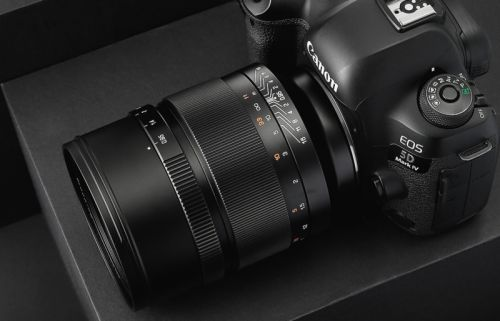 ZY Optics Unveils Speedmaster 50mm f/0.95 Lens for Canon DSLRs
