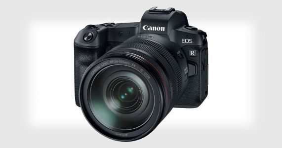 Canon Working on a 'Pro' EOS R with Hybrid EF/RF Mount: Report