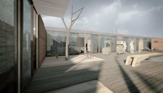 When Minimalism Gets Extravagant: A Virtual Look at the Case Study House 17(2)