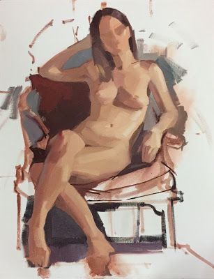 Teaching Figure Painting with Zorn