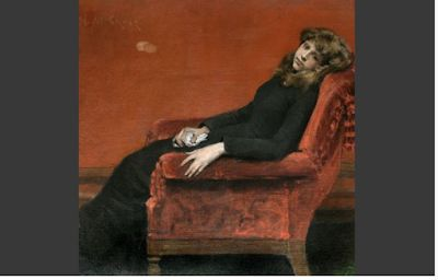 On this day. William Merritt Chase, American Impressionist