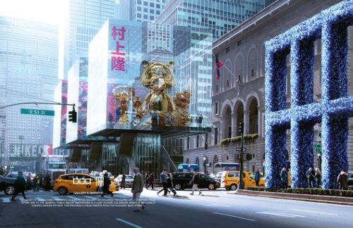 Raised Walkways and Looping Rivers Triumph in Park Avenue Design Competition
