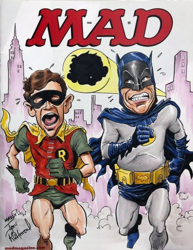 Monday MADness: MAD Sketch Covers!