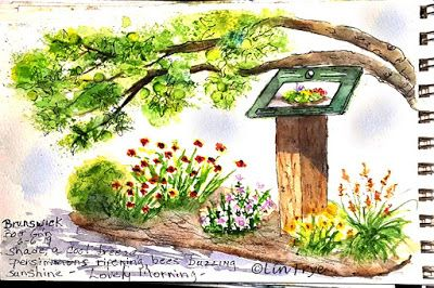 Journal - Brunswick Botanical Garden - Lin Frye