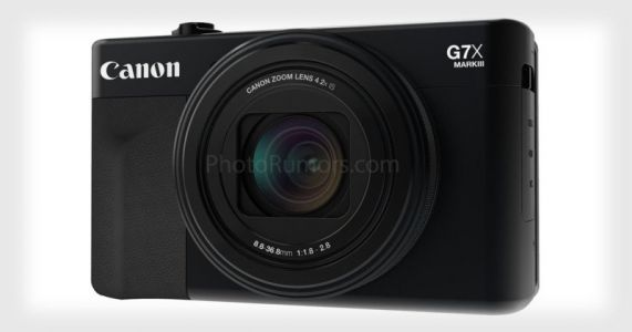Canon G7X Mark III Photos Leaked: 4K Video is Coming