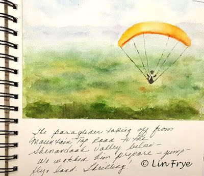 Journal - Paraglider