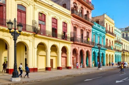 These Are the 5 Most Colorful Cities in the Americas