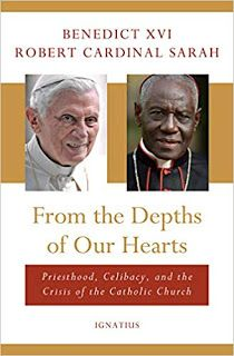 Pope Benedict and Cardinal Sarah - together in one book. I can't wait