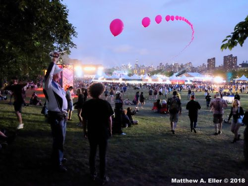 Coverage - The Governors Ball Music Festival - The Mural Project 2018, Randall's Island, NYC