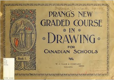 How They Taught Drawing to Children in 1901