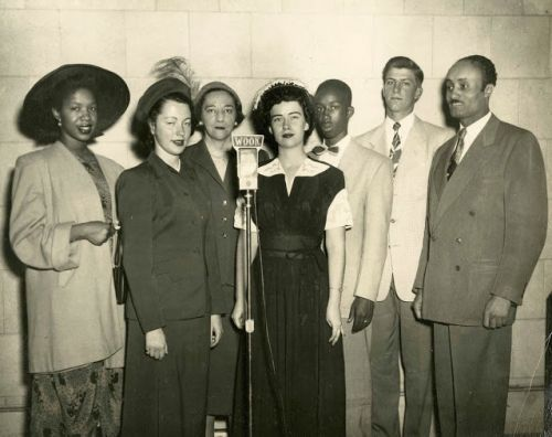 Tomlinson D. Todd and the Institute on Race Relations