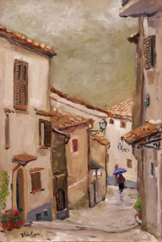 Alleys of San Vincenzo Vecchio, and more