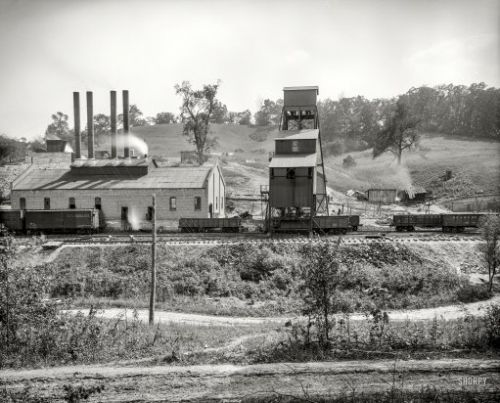 Coal Country: 1910