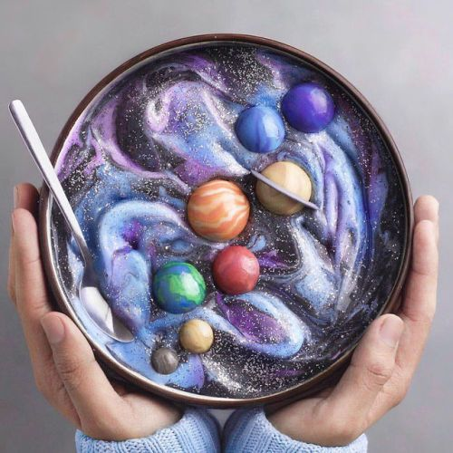 Life's too short to eat boring food! Cuisine art by the 18