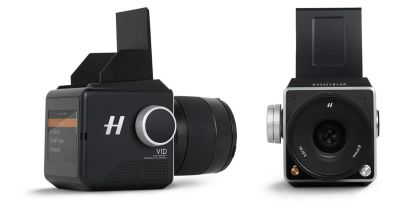 Hasselblad Shows Off 75MP Square Format V-Series Concept Camera