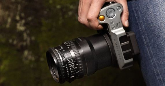 Hasselblad's XV Lens Adapter Lets You Use V Lenses on the X1D-50c
