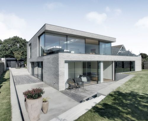 Casa S / Christoffersen & Weiling Architects