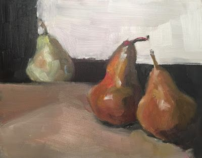 """Left Behind"" - original still life oil painting"