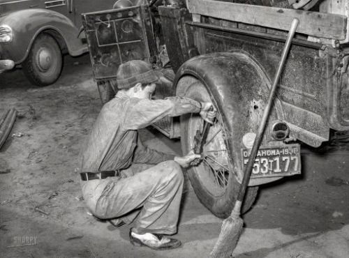 Ready to Roll: 1939