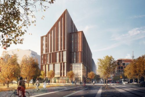 Toronto Competition Awards Timber Building to be Constructed on City's Waterfront
