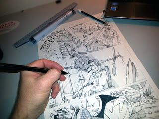 How To Successfully Submit Your Comic Book Portfolio