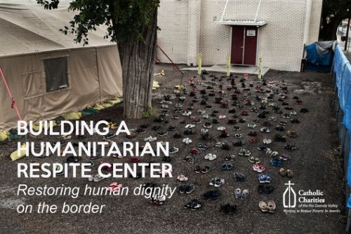 Open Call: Design a Humanitarian Respite Center - Restoring Human Dignity on the Border
