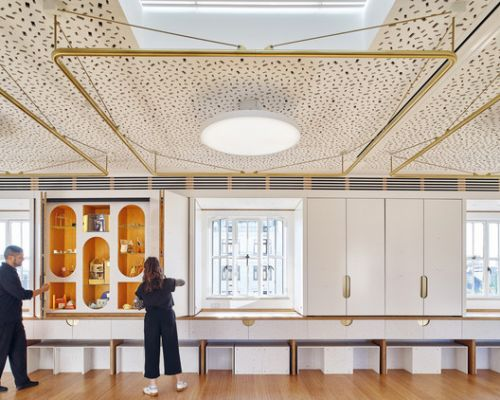 RIBA Clore Learning Centre / Hayhurst and Co
