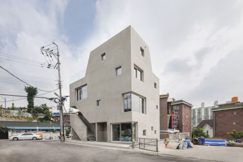 Slit House / Architects H2L