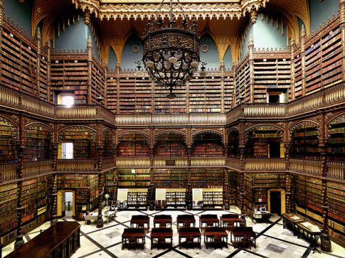 Look Inside the World's Most Beautiful Libraries in a New