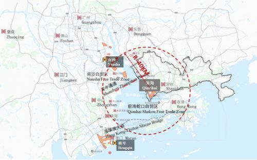 Call for Entries: International Consulting on the Urban Design of Unit 8 & 10 of Qianhai