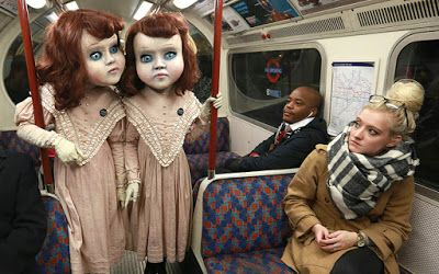 Victorian Dolls in Real Life