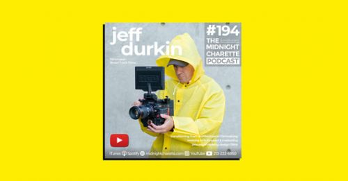 Jeff Durkin on His Transition From Architecture Design to Filmmaking