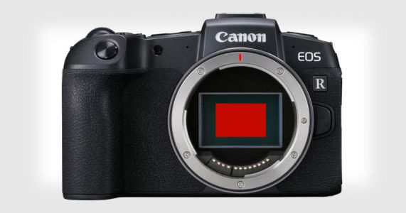 Canon is 'Actively Developing' a Crop-Sensor EOS R: Report