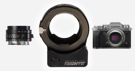 This Adapter Lets You Autofocus Leica M Lenses on Fujifilm Cameras