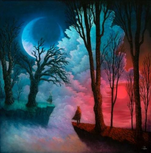 Crossconnectmag: Paintings by Andy Kehoe Andy Kehoe was born in