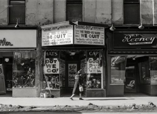 Out We Go: 1941