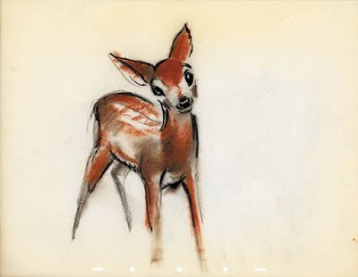Marc Davis Bambi Research
