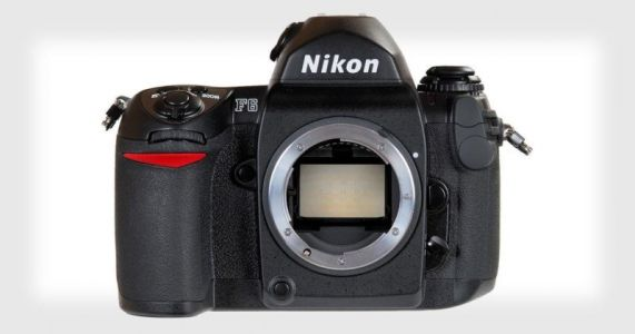 You Can Still Buy a Brand New Nikon F6