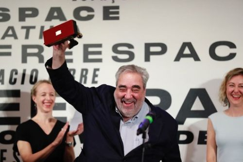 2018 Venice Biennale Winners: Eduardo Souto do Moura, Switzerland, Great Britain, Jan der Vylde, Rahul Mehrotra, Andra Matin